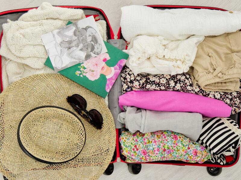 Pakujemy walizkę na wakacyjny wyjazd!